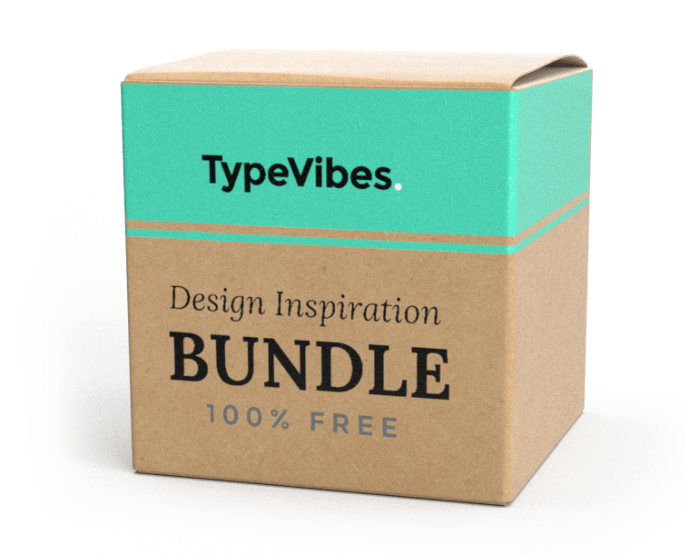 Typevibes Bundle Box
